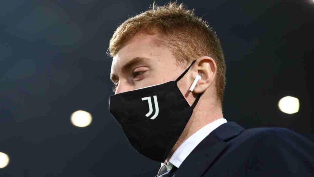 Calciomercato Juventus Kulusevski Manchester United