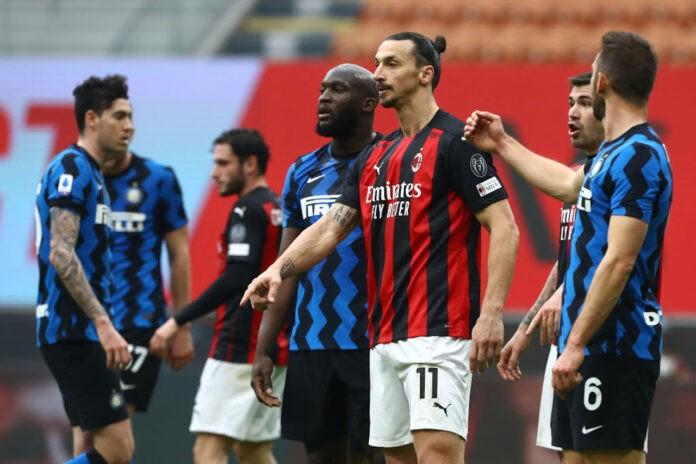 Milan Inter comunicato Ibra-Lukaku