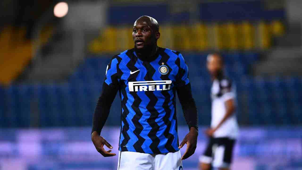 Inter-Sassuolo Lukaku