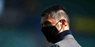 Calciomercato Milan Maldini Inter Napoli Militao Real Madrid