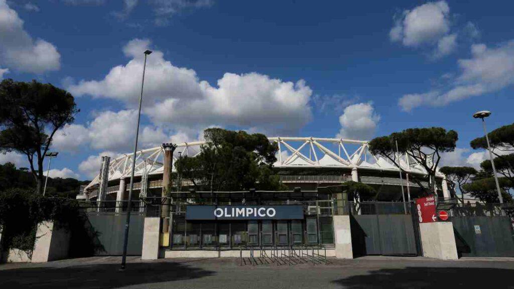 Euro 2020 pubblico stadio Roma ufficiale