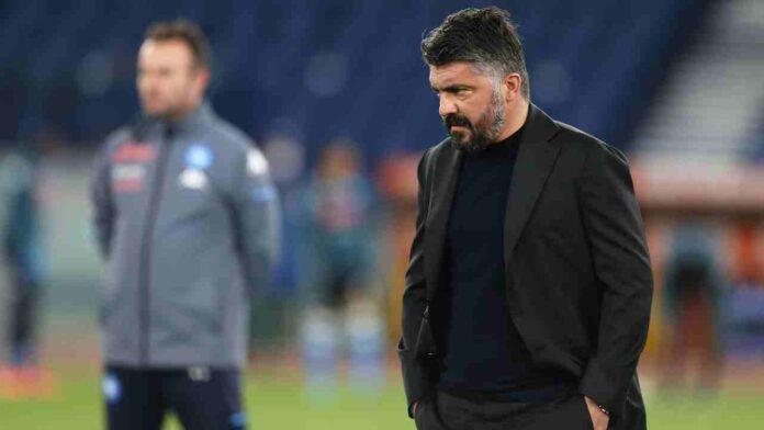 Calciomercato Napoli Gattuso Novellino De Laurentiis