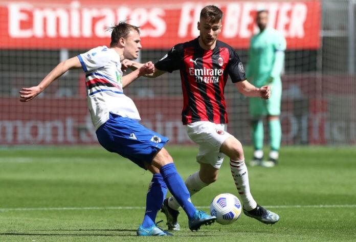 voti Milan Sampdoria