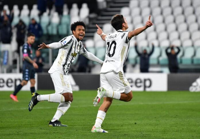 Juventus Napoli Dybala