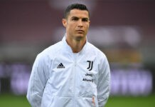 Cristiano Ronaldo Real Juve