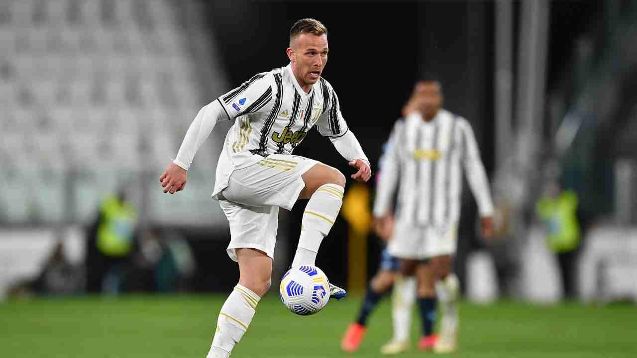 Calciomercato Juventus Arthur
