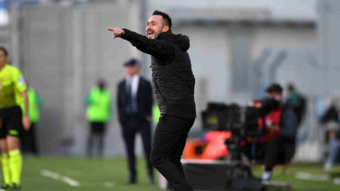 Calciomercato Sassuolo De Zerbi Berardi