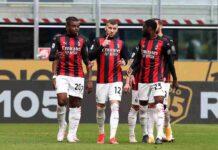 Serie A, Milan-Genoa 2-1: sprint Champions con l'autogol di Scamacca