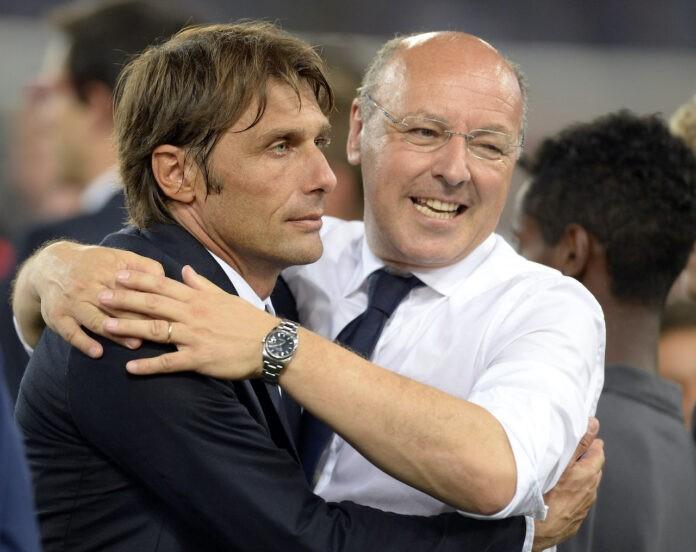Calciomercato Inter Juventus Dybala Marotta Conte
