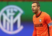 Calciomercato Inter, Handanovic
