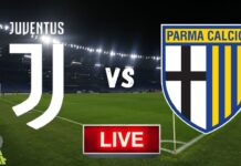 Juventus-Parma su CMIT TV