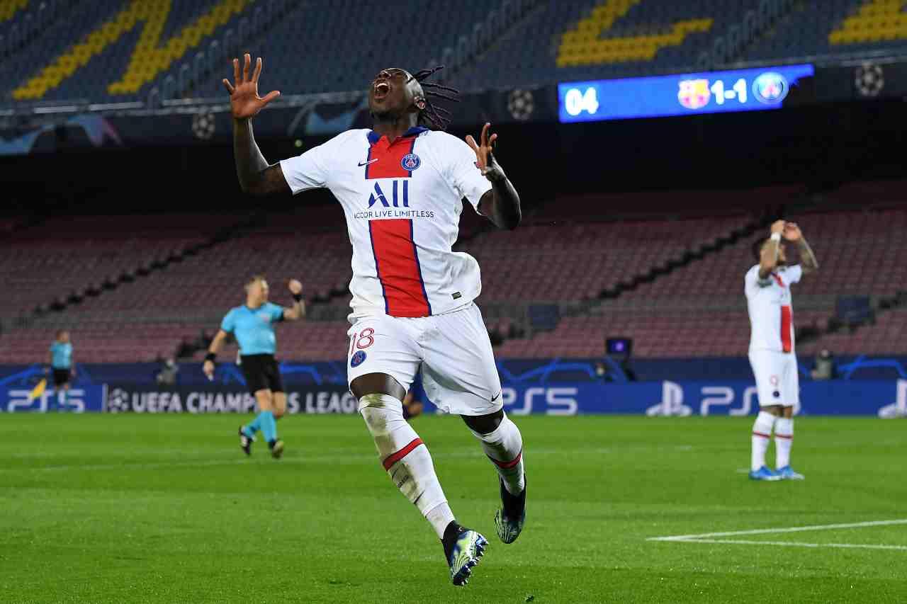 Calciomercato Juventus, pista per il ritorno di Kean: gli scenari per lo scambio