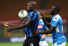 Diretta Napoli-Inter   Formazioni ufficiali e cronaca