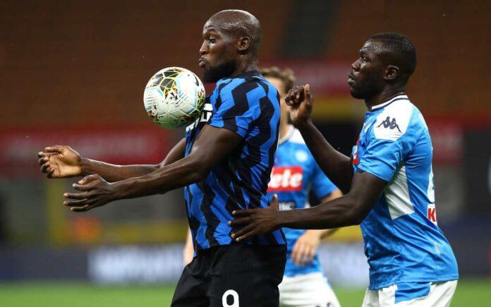 Diretta Napoli-Inter | Formazioni ufficiali e cronaca
