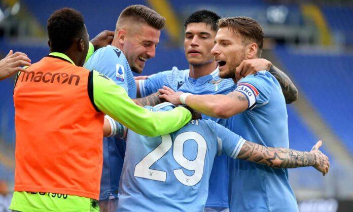 Pagelle e tabellino di Lazio-Spezia: Caicedo sentenza, eurogol Verde