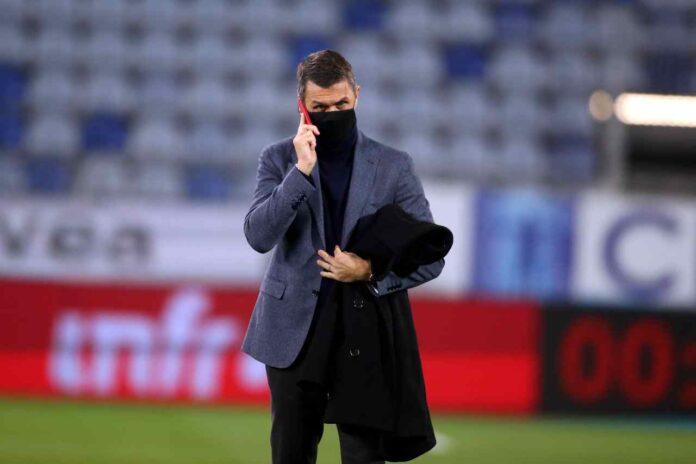 Calciomercato Milan Maldini