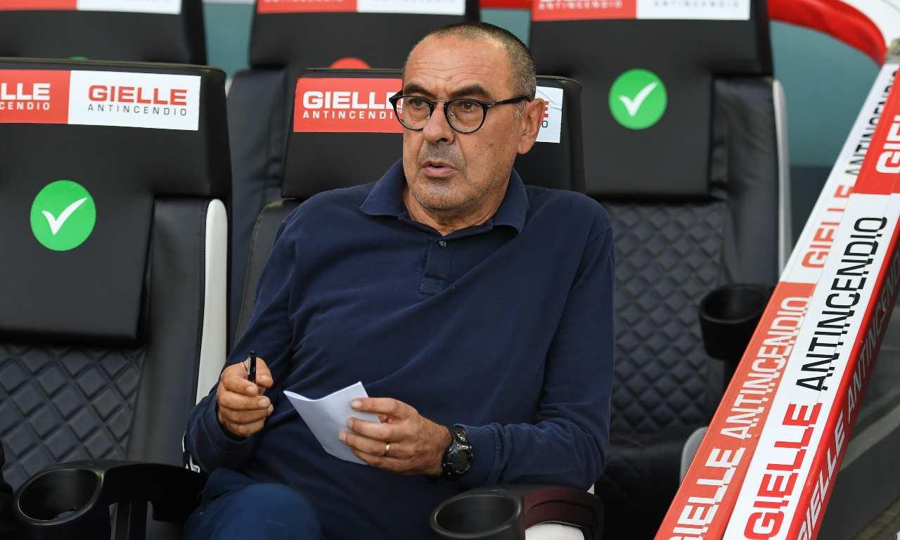 Calciomercato Roma, contatto Sarri-Friedkin   Pronto triennale da 5 milioni