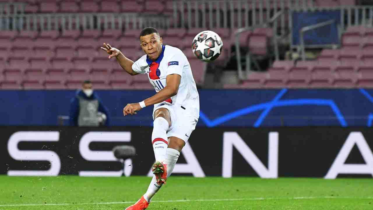 Calciomercato Superlega Mbappe Haaland Pogba Neymar