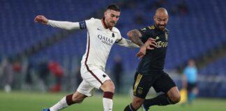 Roma-Ajax, infortunio per Klaiber | Sostituzione immediata