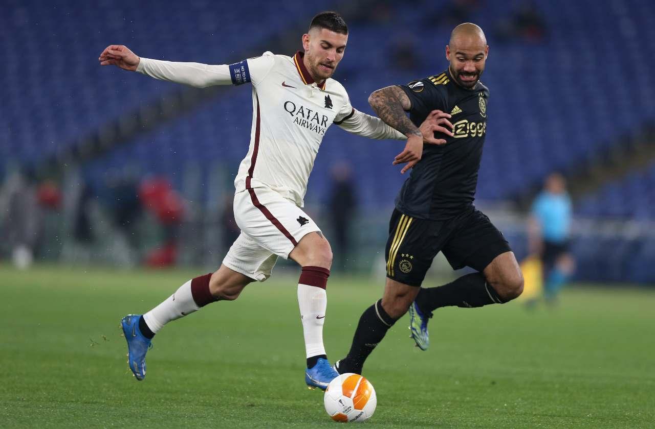 diretta Roma-Ajax