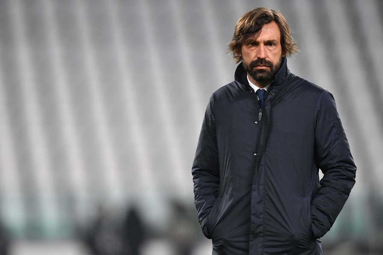 Calciomercato Juventus, annuncio di Moggi su Pirlo e Allegri