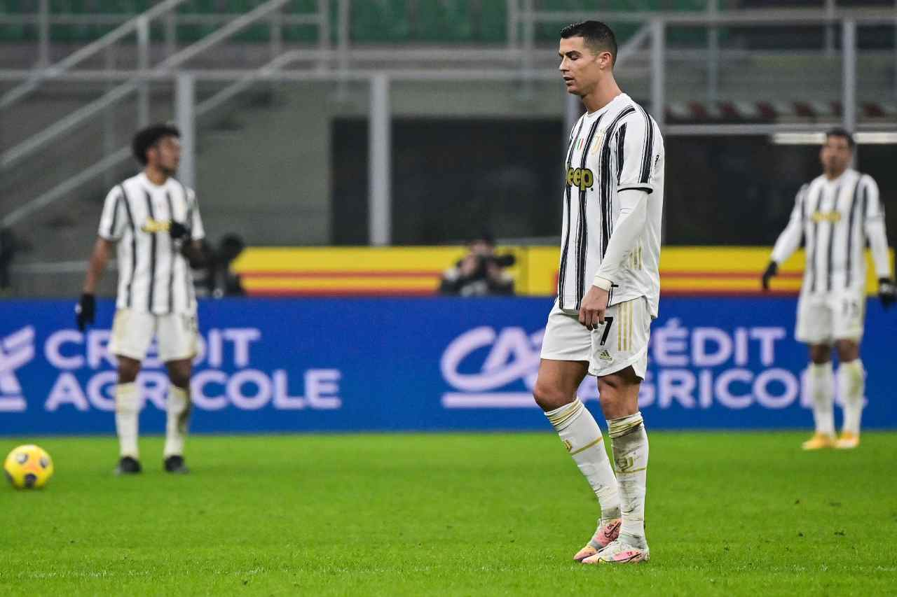 Calciomercato Juventus, addio Ronaldo   Doppio scenario: tre club pronti