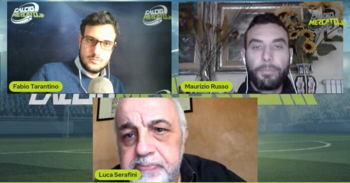 Luca Serafini a CMIT TV