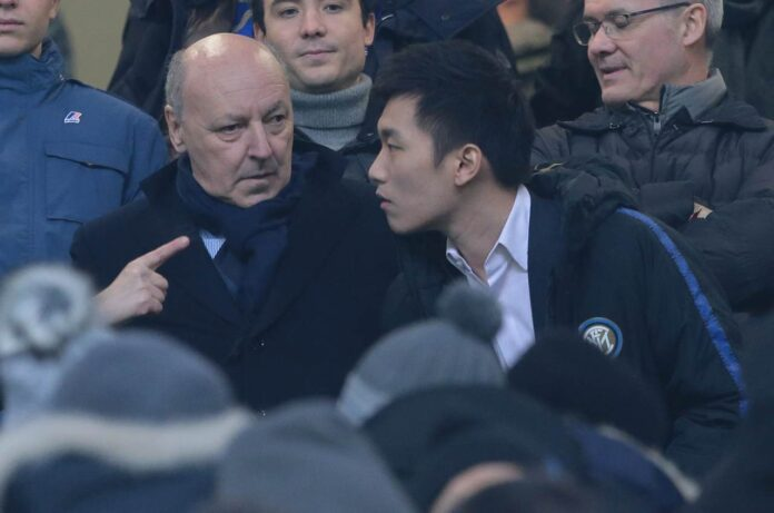 Calciomercato Inter, Zhang e Marotta