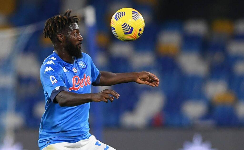 Calciomercato Napoli, addio Bakayoko | Proposto al PSG