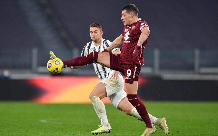 Diretta derby Torino-Juventus   Formazioni ufficiali e cronaca