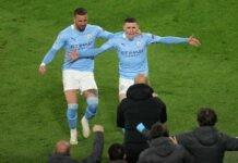 champions manchester city foden borussia
