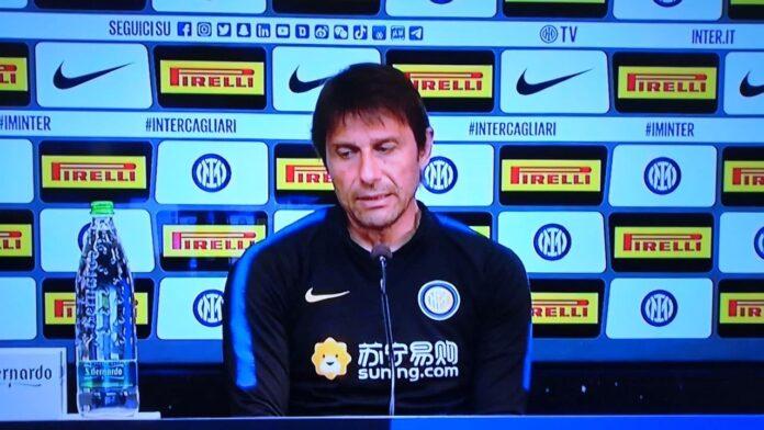 Crotone-Inter, Conte in conferenza stampa: SEGUILA in DIRETTA!