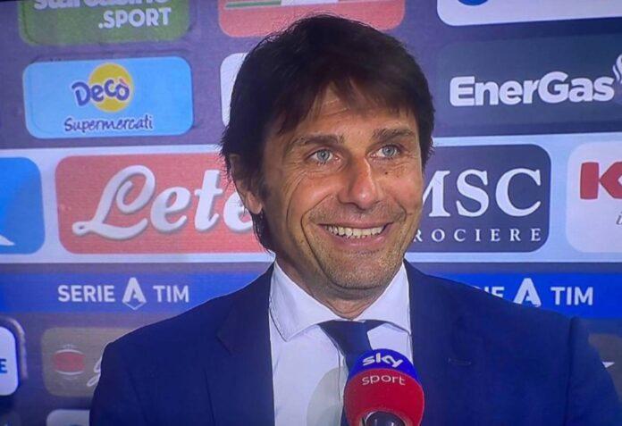 Napoli-Inter, Conte: