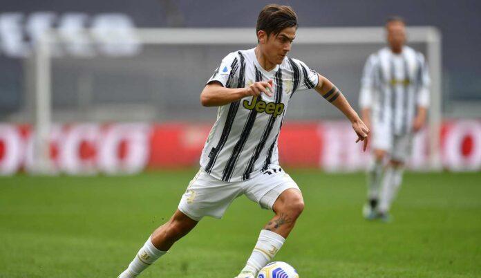 Juventus Dybala Morata Atletico Madrid