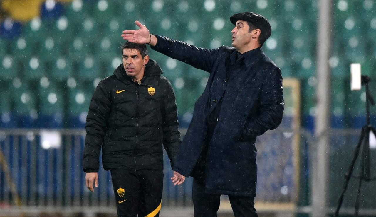 Calciomercato Roma, addio Fonseca | Destinazione clamorosa