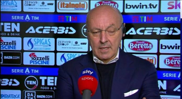 Spezia-Inter, Marotta: