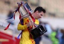 Messi Coppa del Re