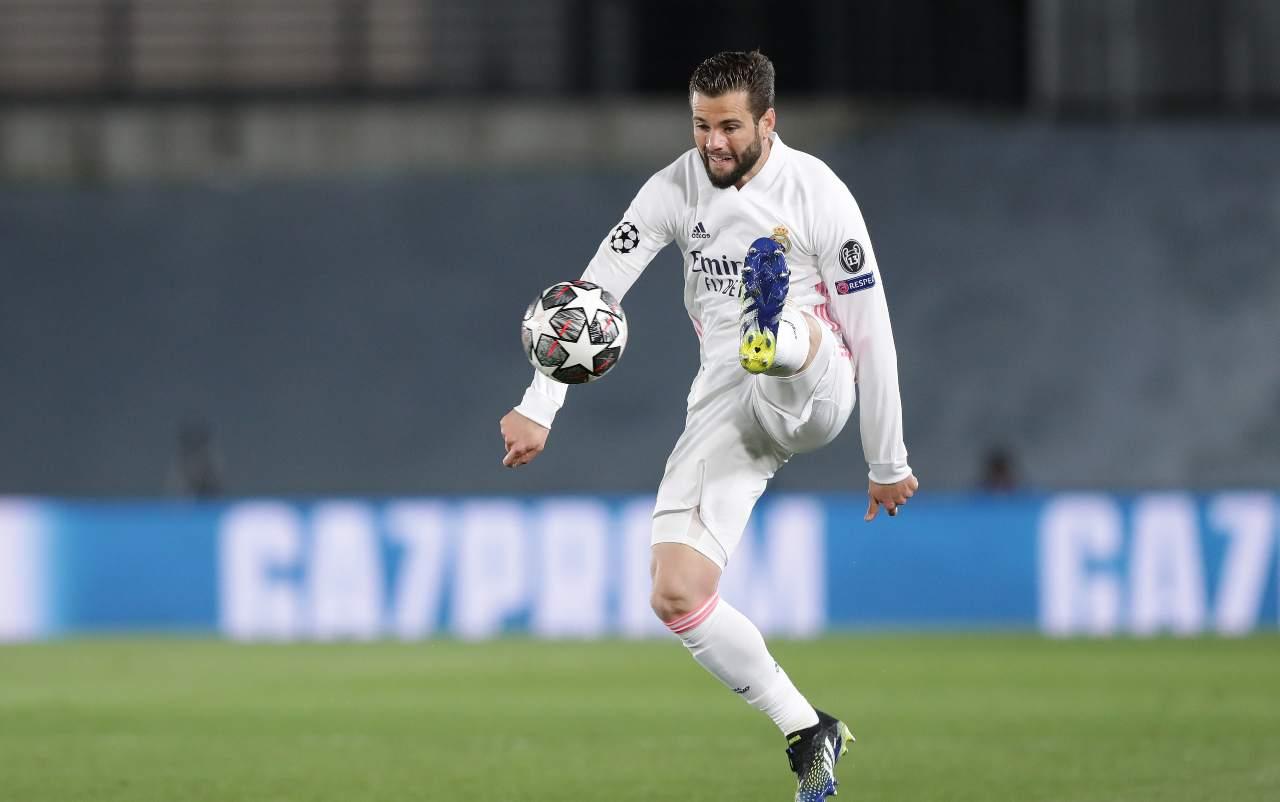 Calciomercato Juventus e Inter, radar su Nacho