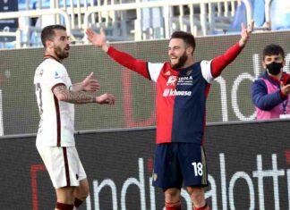 Calciomercato Roma, contatto col Cagliari per Nandez: promessa di Giulini