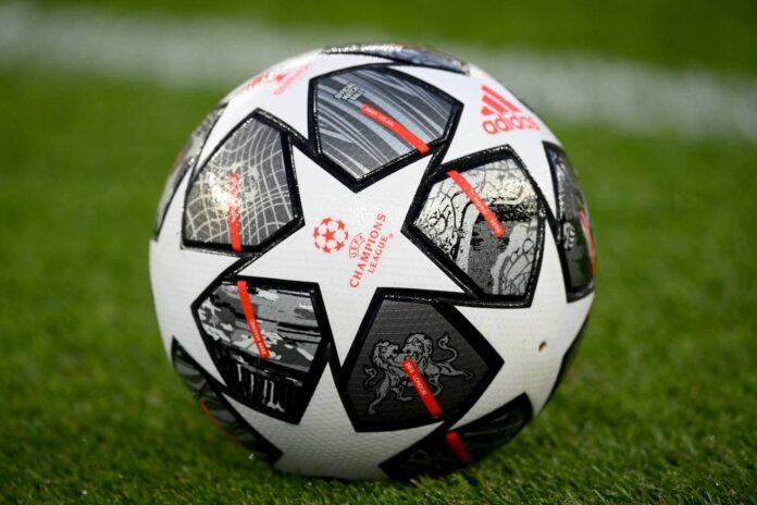 pallone champions league