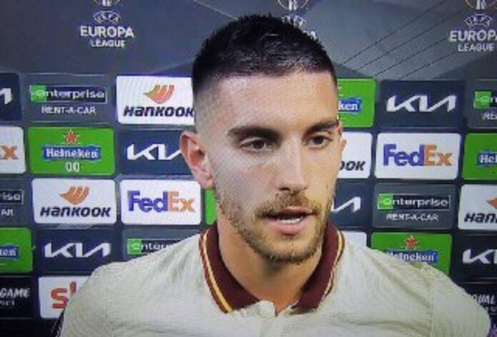 Roma-Ajax, Pellegrini: