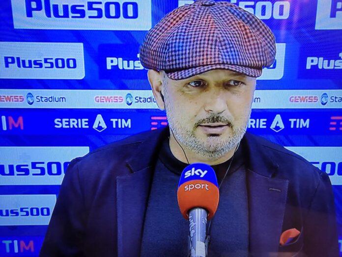 Atalanta-Bologna, Mihajlovic contro l'arbitro |