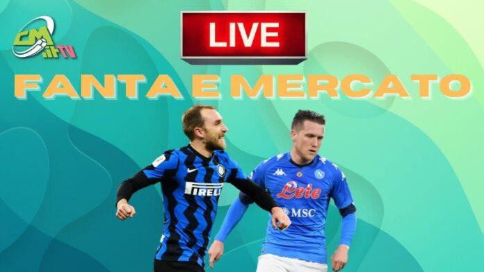 VIDEO - CMIT TV | Speciale Fantacalcio: DIRETTA LIVE