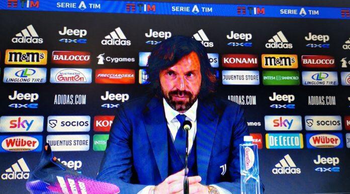 Fiorentina-Juventus, conferenza Pirlo