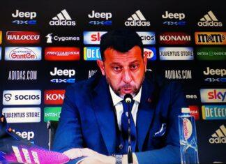 """Juve Parma, D'Aversa non cerca scuse in conferenza: """"Noi i responsabili"""""""