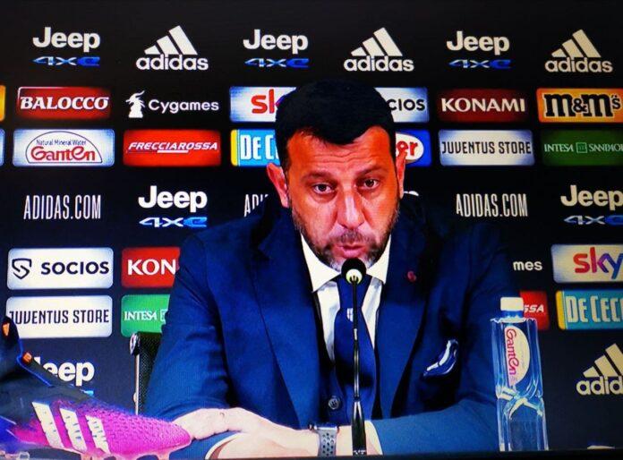 Juve Parma, D'Aversa non cerca scuse in conferenza: