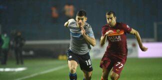 Atalanta Malinovskyi Inter Milan
