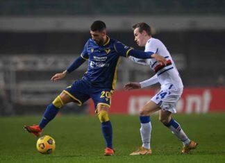 DIRETTA Serie A, Sampdoria-Verona | Cronaca LIVE, formazioni ufficiali