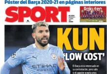 Sport, la prima pagina di oggi 14 aprile 2021