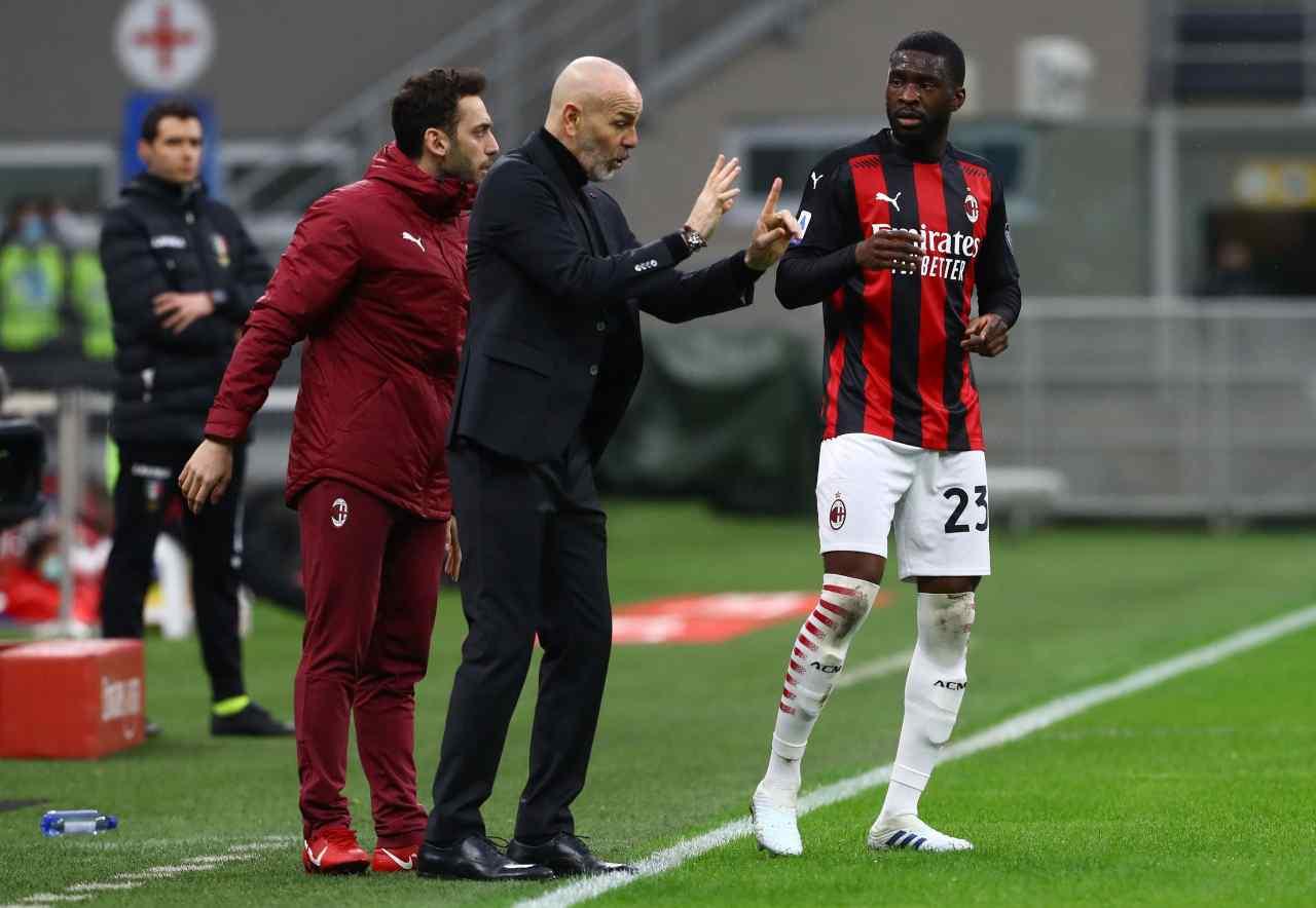 Calciomercato Milan, riscatto Tomori: Maldini chiede lo sconto al Chelsea